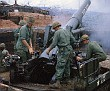 8 Inch Howitzer Fire Mission