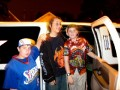 Dary's Birthday: The Boys Outside the Limo