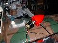 Scorpion 4025 motor and 2 blade prop
