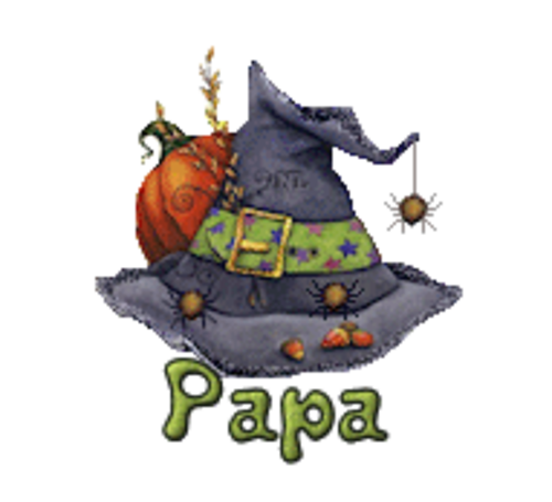 Papa - CuteWitchesHat