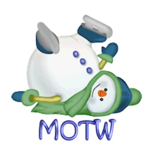 MOTW - CuteSnowman1318