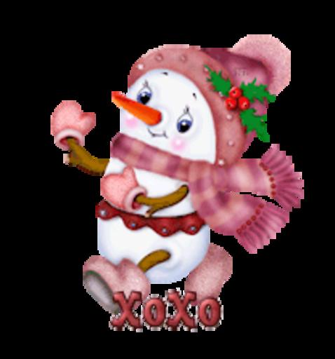 XoXo - CuteSnowman