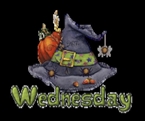 DOTW Wednesday - CuteWitchesHat