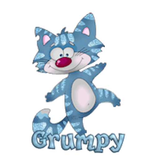 Grumpy - DancingCat