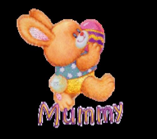 Mummy - EasterBunnyWithEgg16