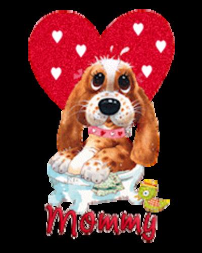Mommy - ValentinePup2016