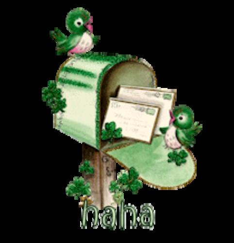 haha - StPatrickMailbox16