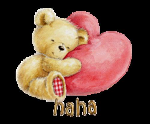 haha - ValentineBear2016