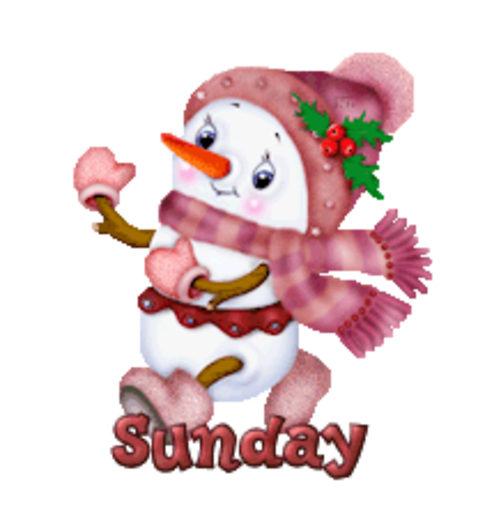 DOTW Sunday - CuteSnowman