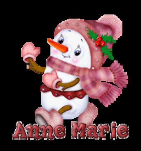 Anne Marie - CuteSnowman