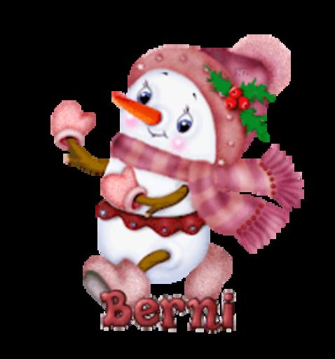 Berni - CuteSnowman
