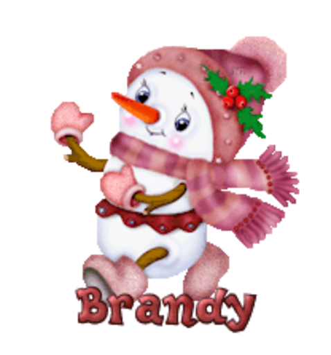 Brandy - CuteSnowman