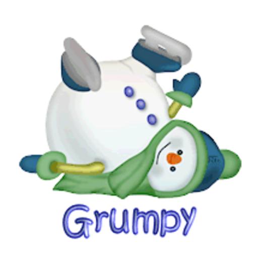 Grumpy - CuteSnowman1318