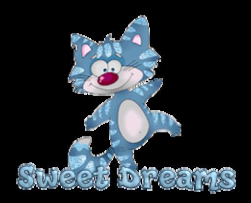 Sweet Dreams - DancingCat