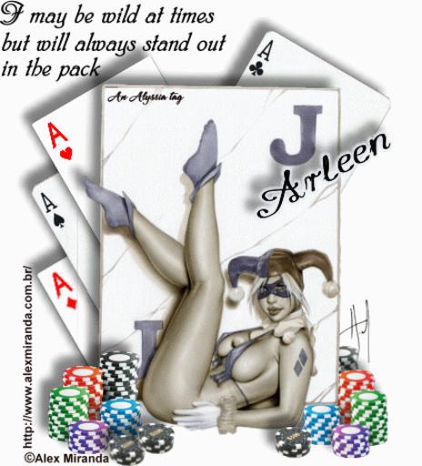 Arleen Joker AMiranda Alyssia
