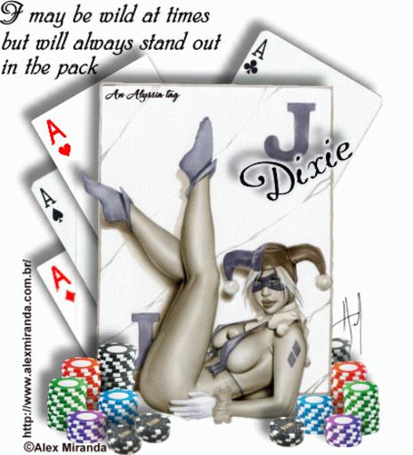 Dixie Joker AMiranda Alyssia