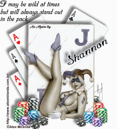 Shannon Joker AMiranda Alyssia