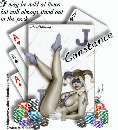 Constance Joker AMiranda Alyssia
