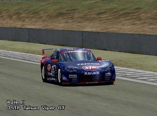 1999 Dodge Viper JGTC STP Taisan Series I