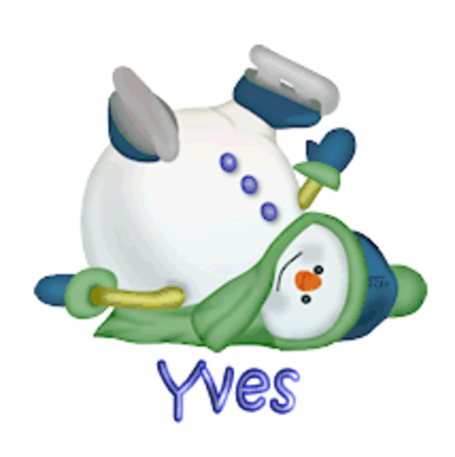 Yves - CuteSnowman1318