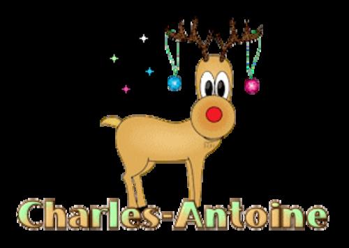 Charles-Antoine - ChristmasReindeer