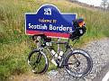 Arriving Scotland