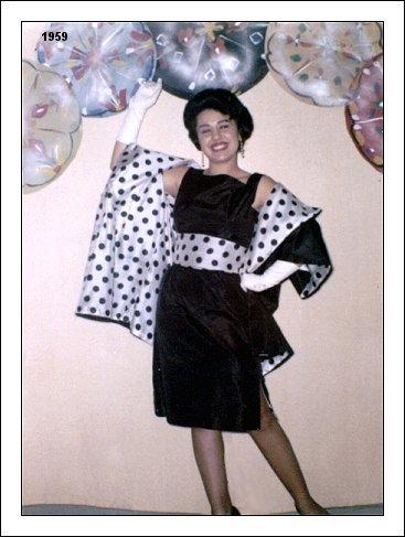 Terrianne Benton, Class of 1961