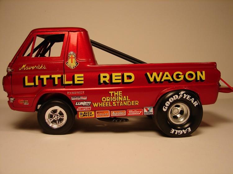 Little Red Wagon...Modern Era