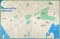 Manama Map