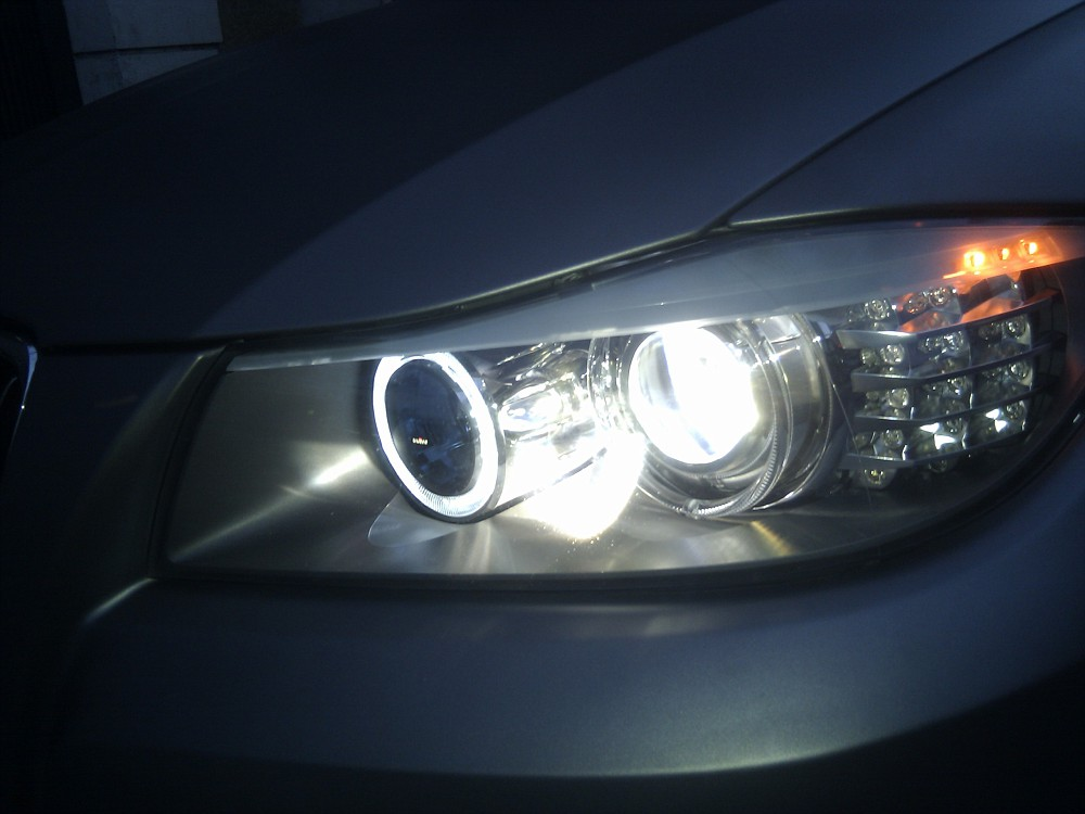 My Newly Installed Weisslicht With Question Please