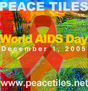 Peace Tiles Stamp