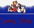 Papa Bear Love, Mom ET