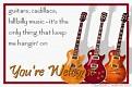 guitars,cadillacs yw swc