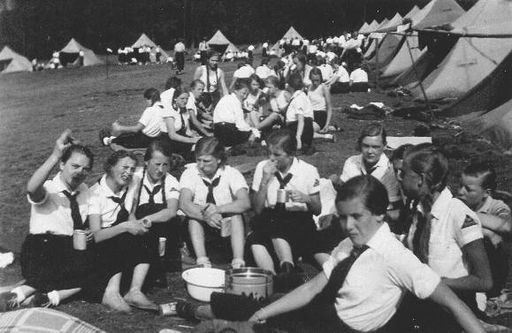 BDM Week long summer camping excersion