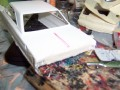 1966 #56 Jim Hutubise Plymouth GTX