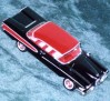 #039 1958 Edsel Prepainted kit