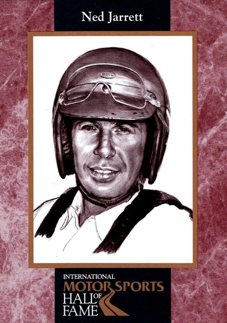 1992 Maxx International Motorsports Hall of Fame #20 (1)
