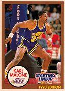 1990 Starting Lineup Karl Malone (1)