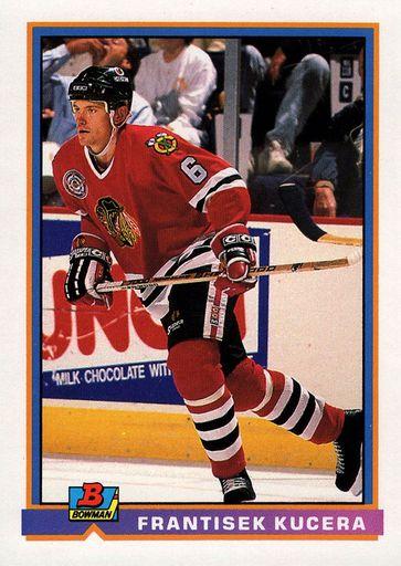 1991-92 Bowman #404 (1)