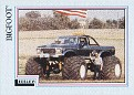 1988 Leesley Bigfoot #018