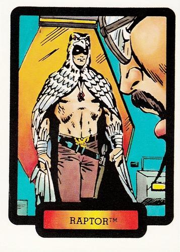 1987 Comic Images GI Joe #49 (1)
