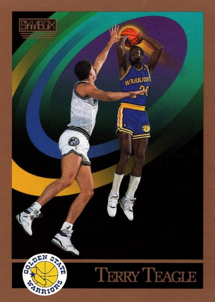 1990-91 Skybox #102 (1)