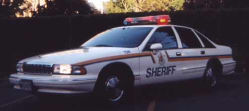 BC - British Columbia Sheriff's Service