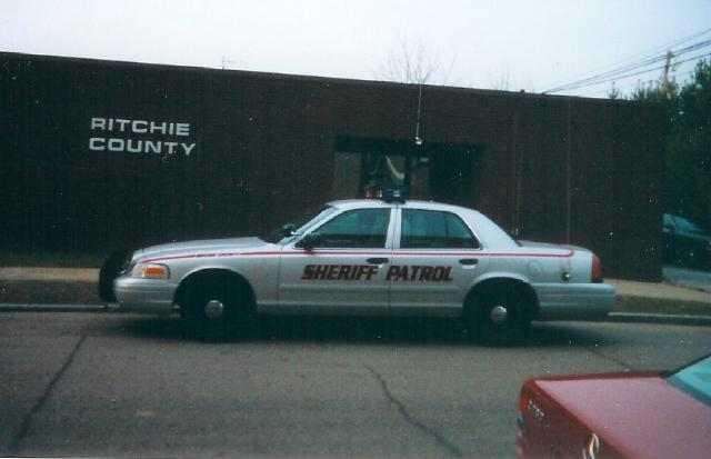 Ritchie County WV Sheriff