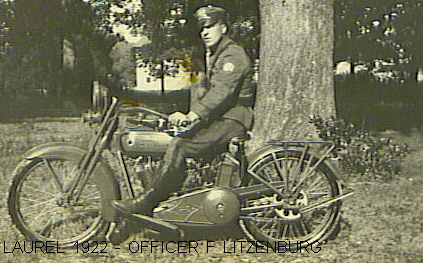 MD - Maryland State Police 1922