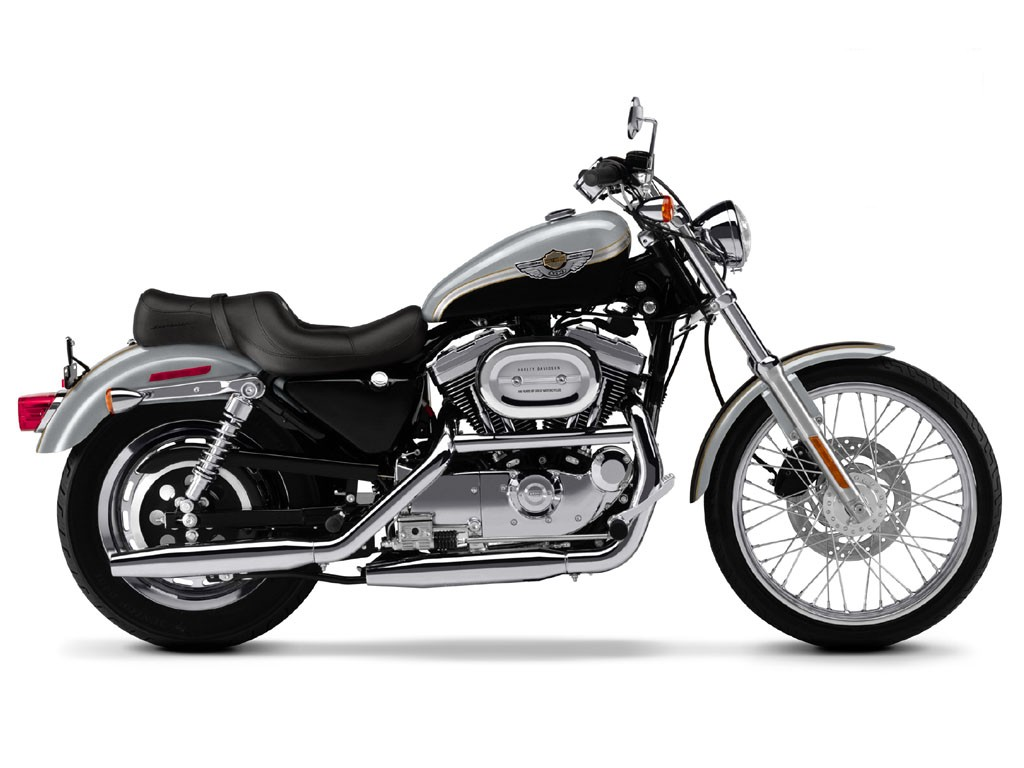 how to change oil on a 1200 sportster