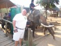 Mae Ping Elephant Camp near Chiang Mai in Northern Thailand Day 12 Feb 23-2006 (12)