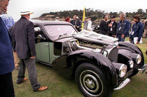 1937 Bugatti Type 57S Gangloff Coupé, The Hon  Sir Michael Kadoorie, Hong Kong DSC 2393 -1