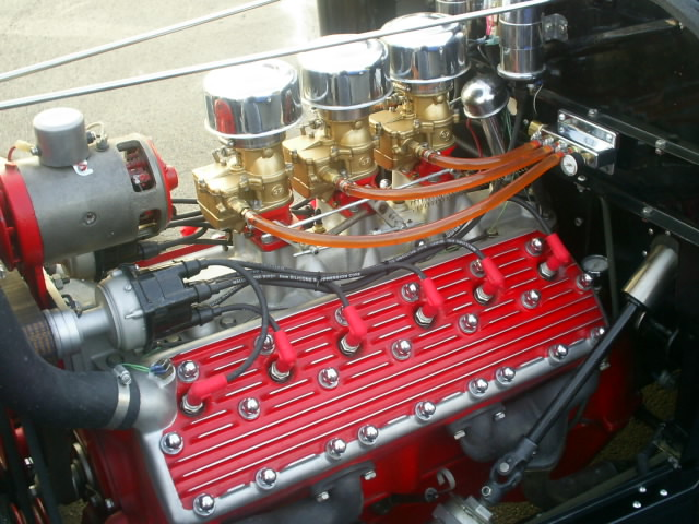Hot Rods Lincoln V12 Anyone Running One The H A M B