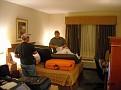 Sista kvällen i USA,  ett Best Western i Budd Lake, New Jersey. I morgon så ska vi åka de sista 45 minuterna till Newark flygplatsen, lämna tillbaka Jeepen och flyga hem.